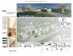 Mathes Brierre's Transform Sustainable Housing Kit Competition Board