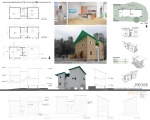 Trapolin- Peer Architects' Sustainable Housing Kit Board